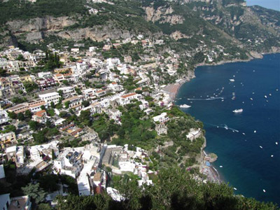 Trafalgar – magnificent views of the Amalfi coast