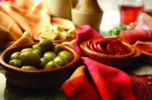Enjoy tapas in Spain