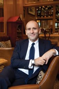 Trafalgar CEO, Gavin Tollman