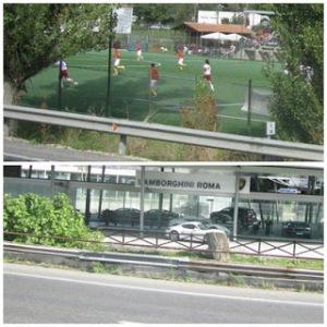 lamborghini dealer soccer