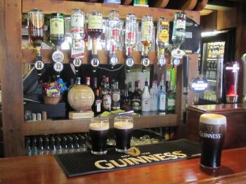 The Olde Castle Bar, Donegal