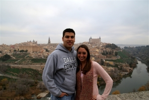 Amazing view in Toledo