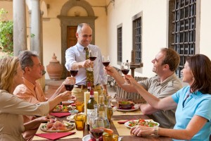 Join Count Francesco & his family at a Be My Guest dining experience in Tuscany