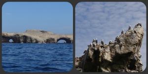 Ballesta Islands