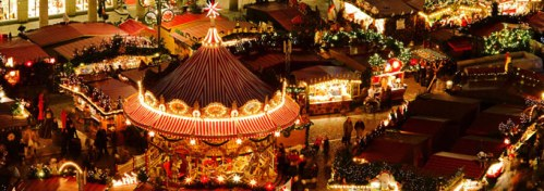 Dresden Christmas Markets, Germany