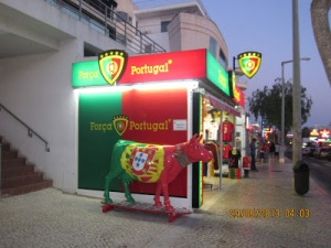 Portugal Stand