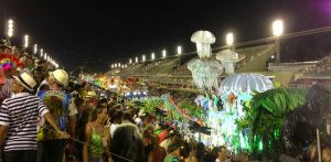 Rio's Sambodromo - Photo by Christian Van Der Henst S. under creative commons licence.