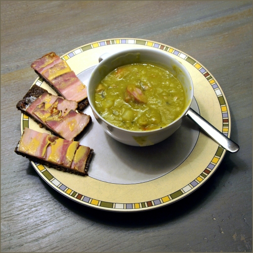 Dutch Green Pea Soup