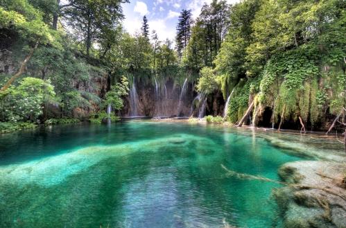 Plivice Lakes