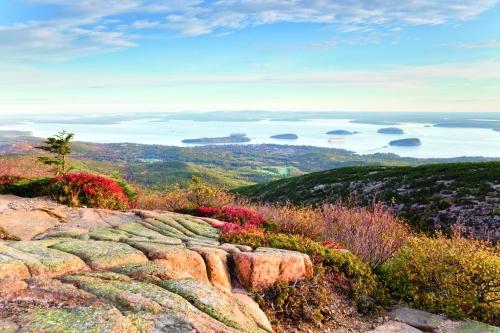 Frenchman Bay, Acadia National Park