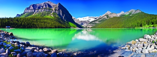 Lake Louise - Beautiful Alberta